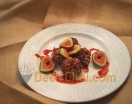 Venison Meatballs with Figs